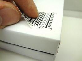 Barcode als Anwendungsbeispiel für Etiketten