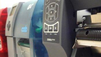 Auswahl an Etikettendruckern