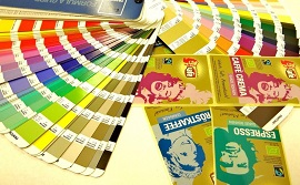 Farbvorlagen für Etiketten