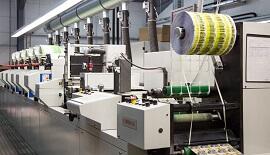 Druckmaschinen für den Offsetdruck