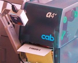 Scanner für Drucker